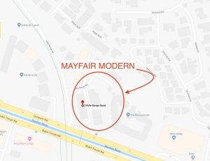 Mayfair Modern Nearby Condo Transacted Price, Mayfair Modern Sold Prices and PSF