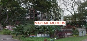 Mayfair Modern En Bloc Price, Mayfair Modern Lease Top Up Premium, Mayfair Modern Acquire Price, Mayfair Modern Breakeven PSF